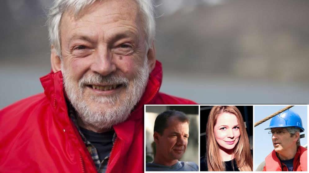 Físico de Cambridge afirma que tres climatólogos que estudiaban el Ártico fueron asesinados