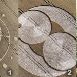 Este 19, 20 y 21 de julio (2015) fueron reportado tres Crop Circle en Inglaterra (1 y 2) y Brasil (3)