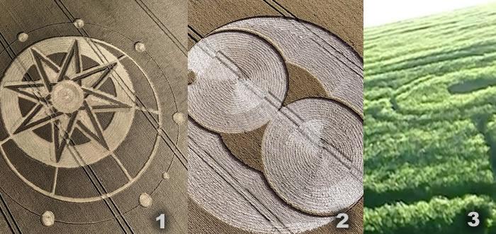 Nuevos crop circles reportados en Inglaterra y Brasil [19 - 20 julio 2015]