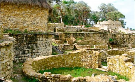 Kuélap o Cuélap es un importante sitio arqueológico preinca ubicado en los Andes nororientales del Perú.