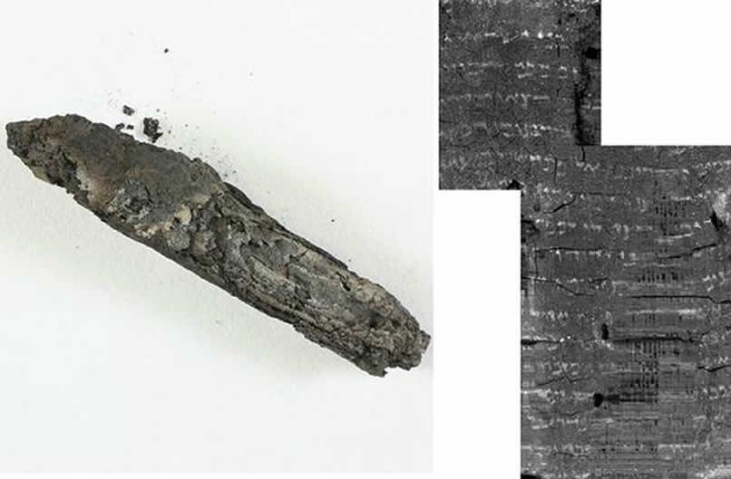 Descubren el texto bíblico más antiguo desde los manuscritos del Mar Muerto