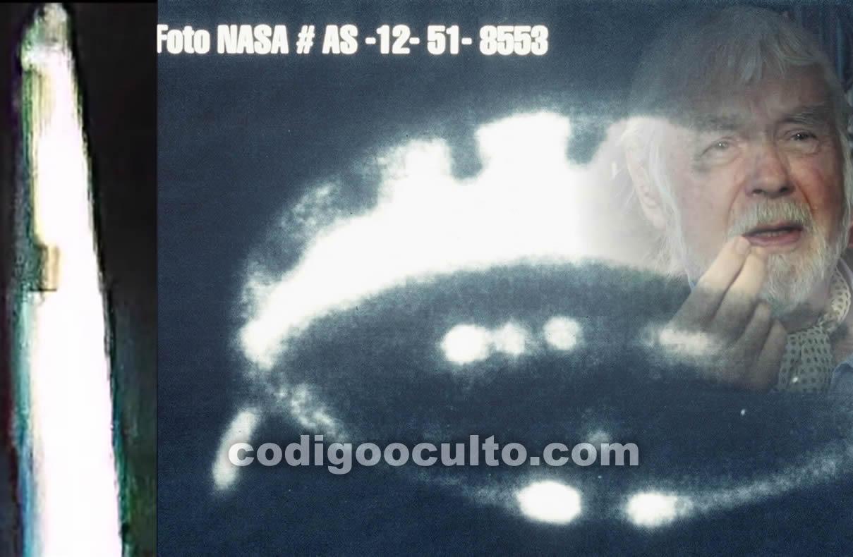 Las fotografías OVNI de Robert Dean supuestamente suprimidas por NASA