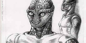 La conspiración reptiliana.