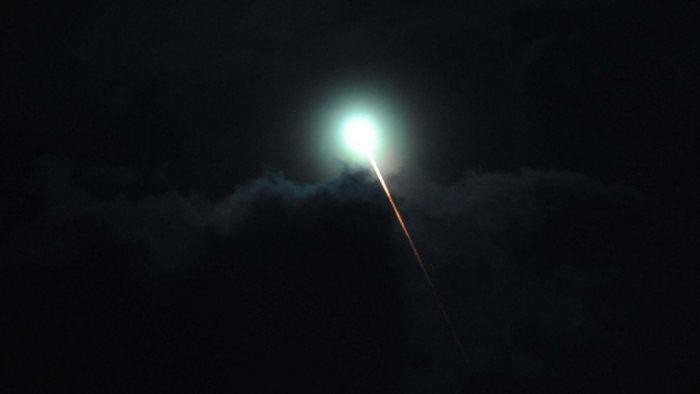 #CieloVerde en varios puntos de Argentina, Uruguay, Chile y Brasil: ¿pasó un meteorito?