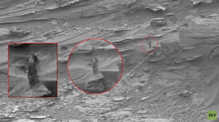¿Una mujer en Marte?