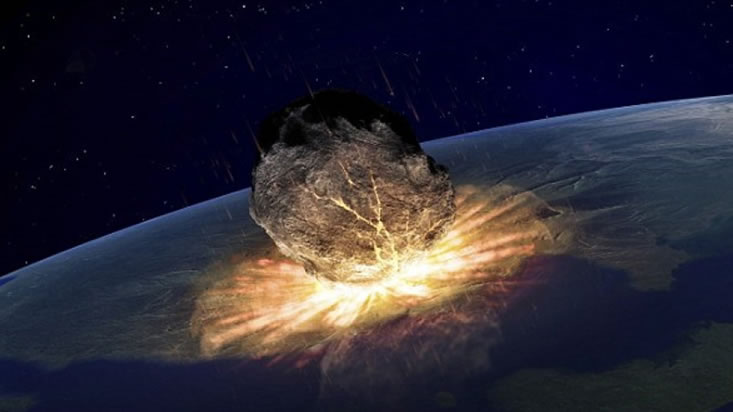 Las falsas profecías indican que un asteroide caerá en Puerto Rico.