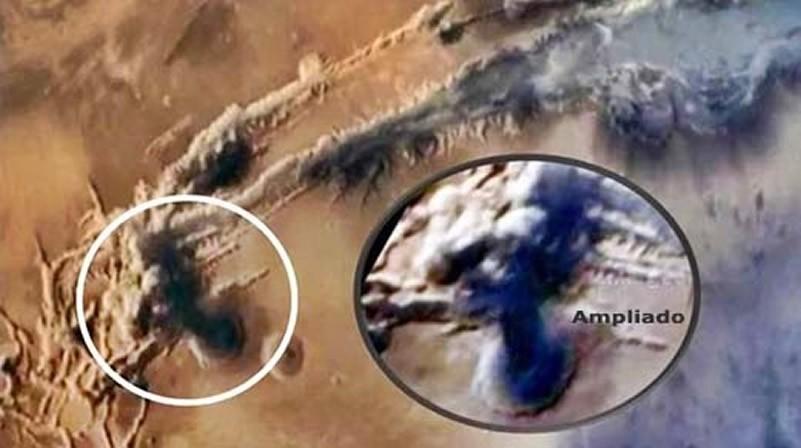 ¿Hubo una guerra nuclear en Marte? [Nos mienten]