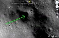Misteriosos objetos luminosos son descubiertos en la Luna