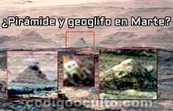 Pirámides y geoglifos en Marte, lo que nos ocultan