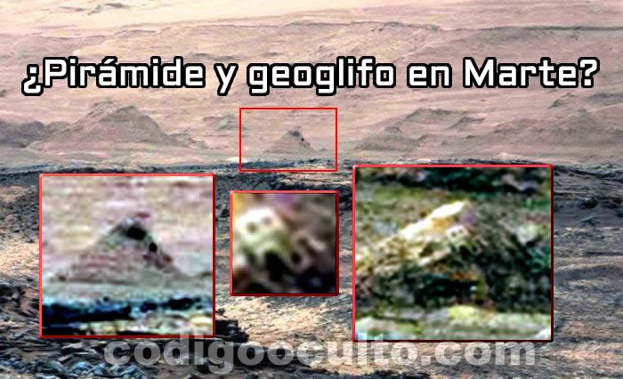 Como no recordar esta otra extraña anomalía en Marte