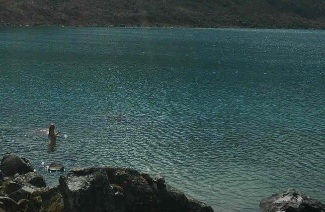 ¿Sirena en Perú? Crédito: Diario Correo