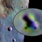 ¿Un OVNI en Marte?