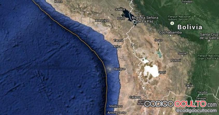 Alerta de tsunami en Chile tras un sismo de 8,3 en la escala de Richter