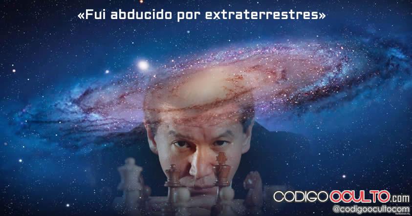Presidente de Federación Mundial de Ajedrez: «Fui abducido por extraterrestres y ellos inventaron el ajedrez»