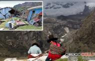 Nuevas grietas 'se tragan' 24 casas en Perú: piden declarar el estado de emergencia