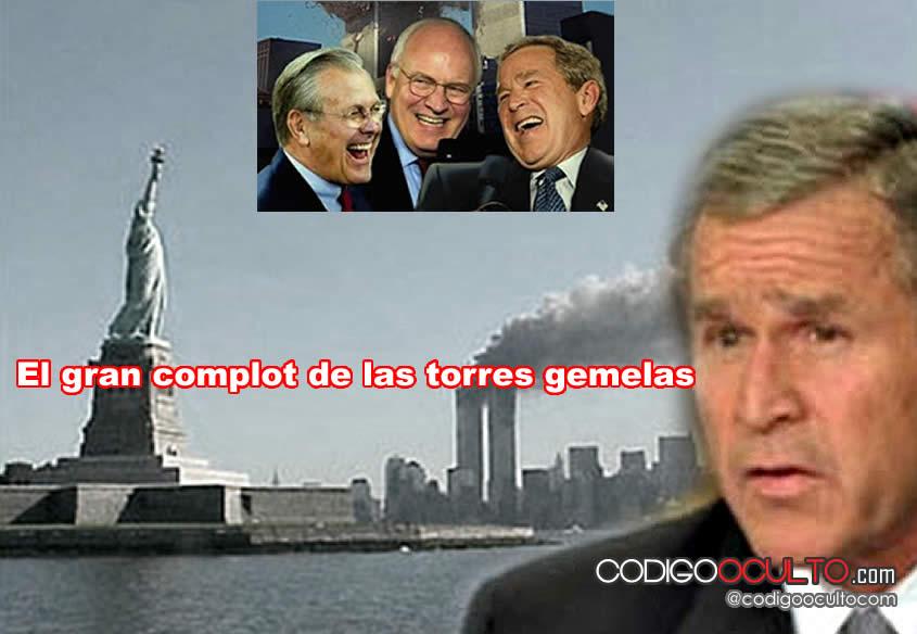 9/11 - 11S - Torres gemelas. El complot.