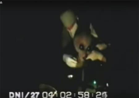 Interrogatorio a un extraterrestre