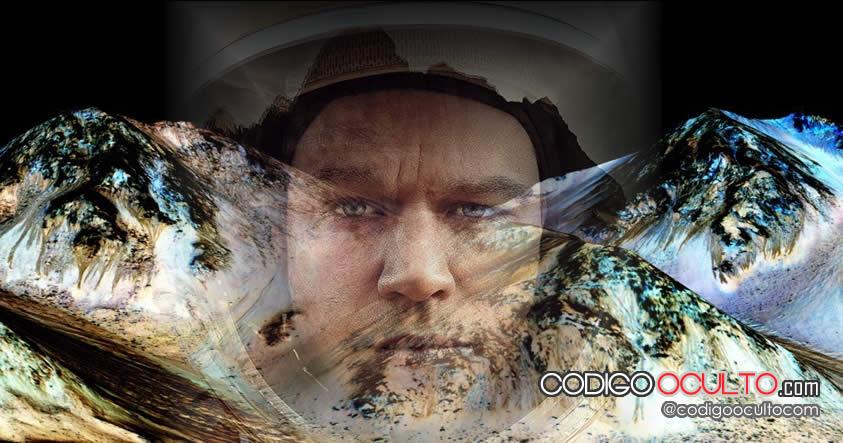 ¿Hubo coordinación entre anuncio de agua en Marte de NASA y el estreno de 'The Martian'?
