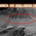 NASA revela: Marte tiene agua líquida y salada en su superficie