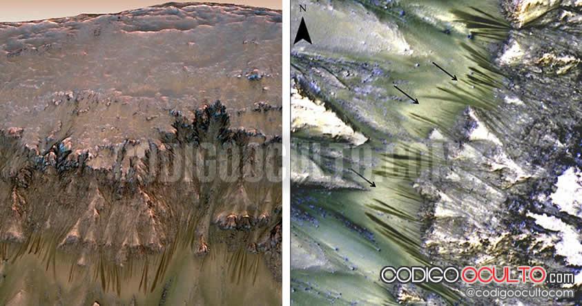 "¿Un océano subterráneo en Marte? NASA a punto de anunciar un ""gran hallazgo"""