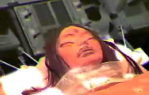 Mona Lisa - La humanoide extraterrestre