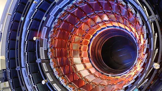 El colisionador del CERN