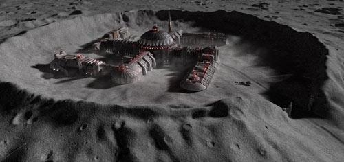 Base lunar nazi