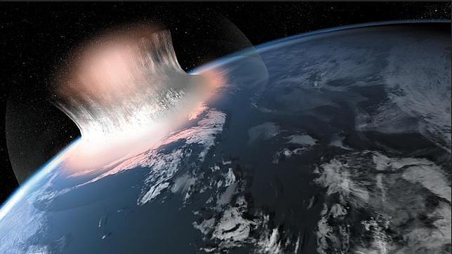Impacto de cometa