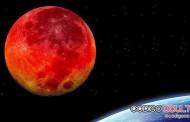 La Luna de Sangre traerá el 'fin de los tiempos' según las profecías