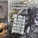 Tecnología avanzada en la antigüedad.