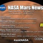 """Ver en vivo el anuncio de NASA: """"El misterio de Marte resuelto"""""""