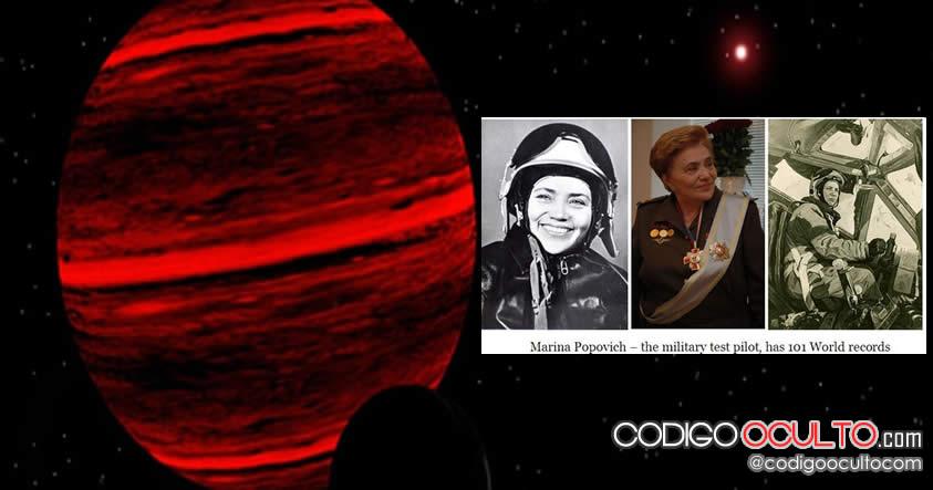 Cosmonauta y científica rusa dijo que Nibiru es real