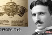 El OVNI de Tesla:
