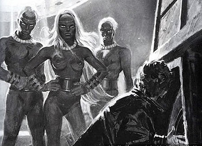 Extraterrestres nórdicos