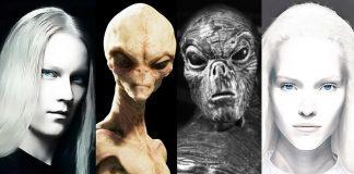 ¿Qué Razas Extraterrestres y Extradimensionales han visitado la Tierra?