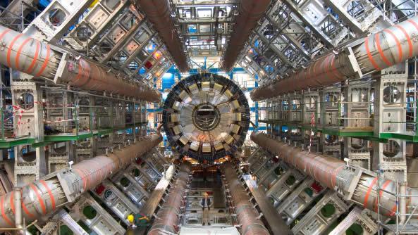 Gran Colisionador de Hadrones - CERN