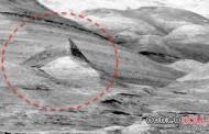 Curiosity rover encuentra otra Pirámide en Marte