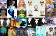 Razas extraterrestres activas en la evolución de la Tierra