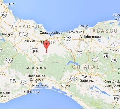 Earthquake alert México, Veracruz