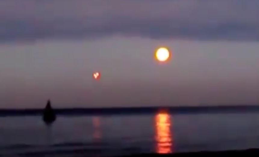 Nibiru captado desde el Mar Báltico, Rusia – Agosto 2015 (Vídeo)