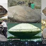 Las rocas ovni o ufo rocks: ¿Vestigios de nuestro pasado extraterrestre?