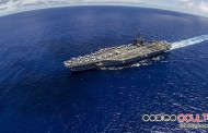 Portaviones nuclear de Estados Unidos arribará al puerto de Callao, Perú