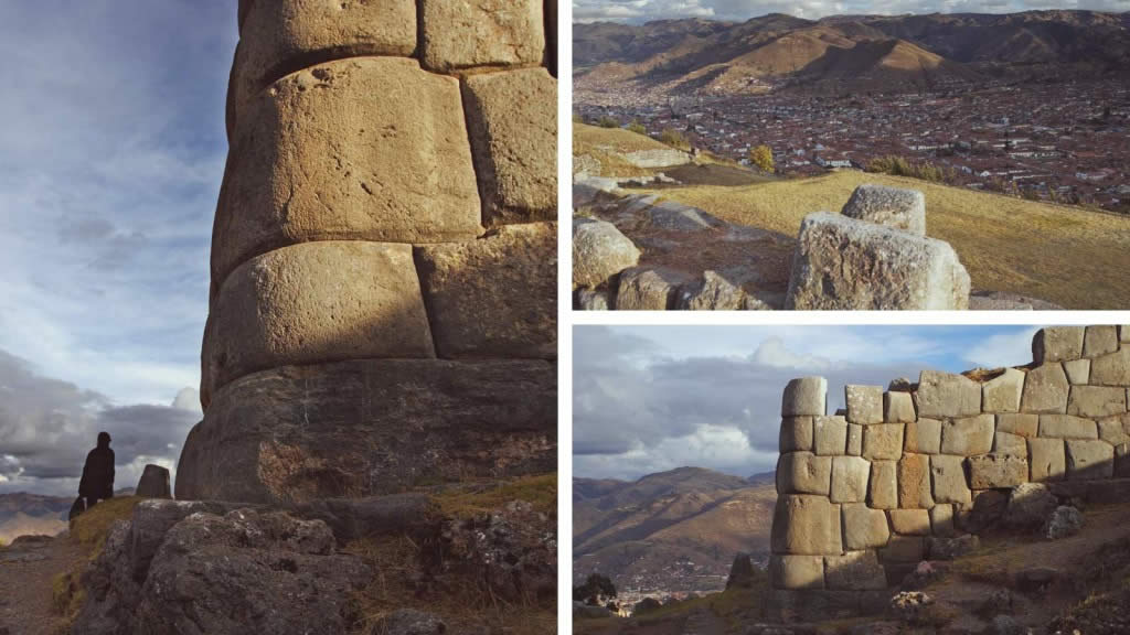 Sacsayhuaman: La precisión de las rocas es increíble.