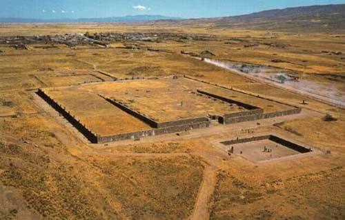 Antiguas civilizaciones en Bolivia
