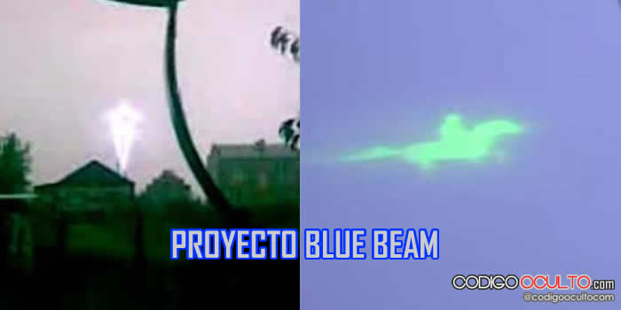 Proyecto Blue Beam