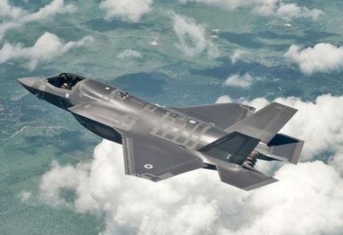 F-35 Lightning II advanced stealth fighter