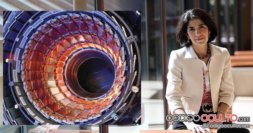 Futura directora del CERN: «Ahora nos enfrentamos a lo desconocido…»