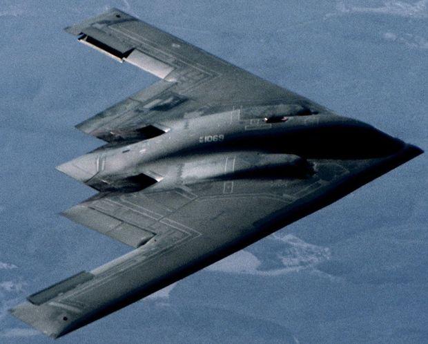 Bombardero nuclear B-2