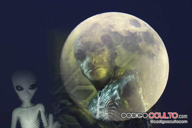 Isley afirma haber visto seres reptilianos y grises quenes también eran obligados a trabajar en la Luna.