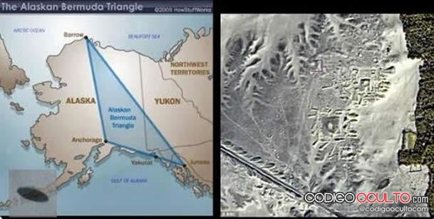 Pirámide negra de Alaska